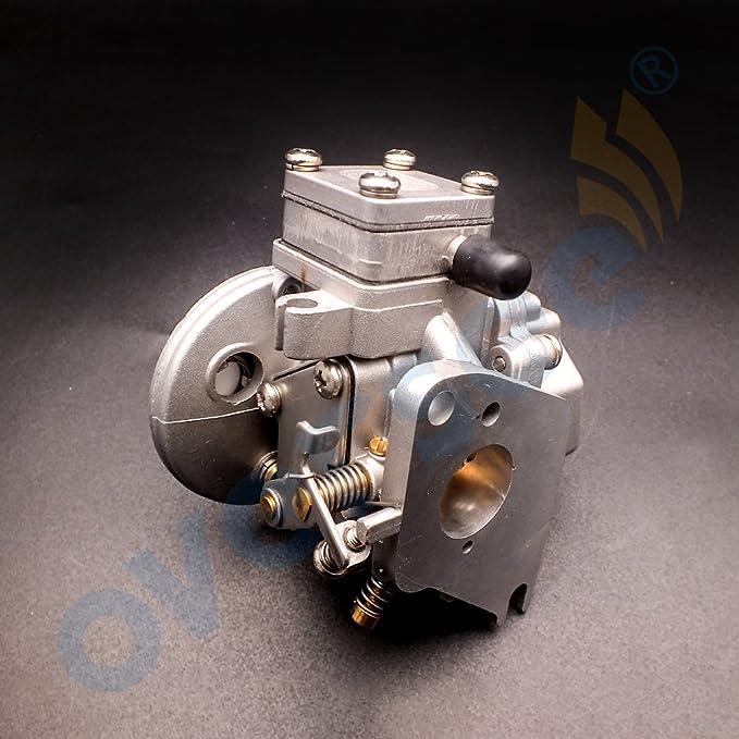 Carburetor for Yamaha 4HP 5HP 2 stroke Outboard Motor Boat 6E0-14301-05