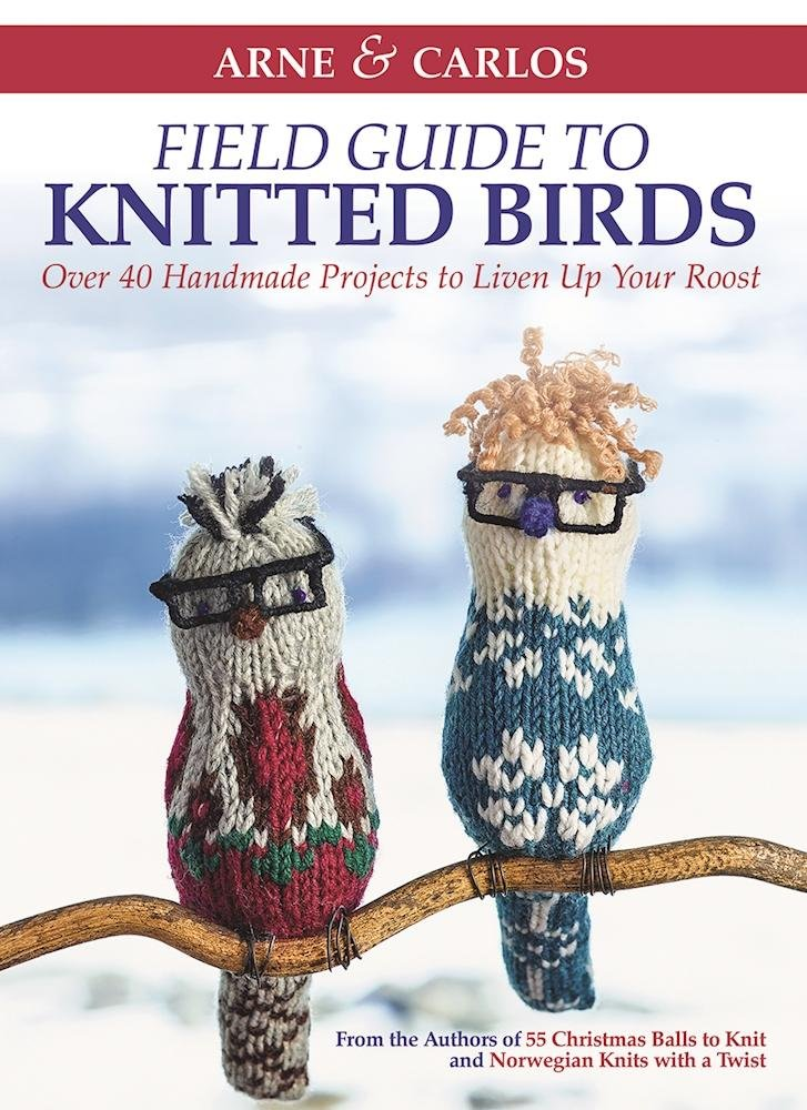 Image result for field guide to knitted birds