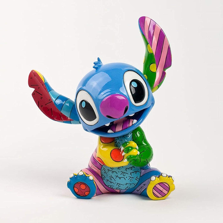 Romero Britto Disney's Lilo and Stitch Pop Art Figurine 4030816