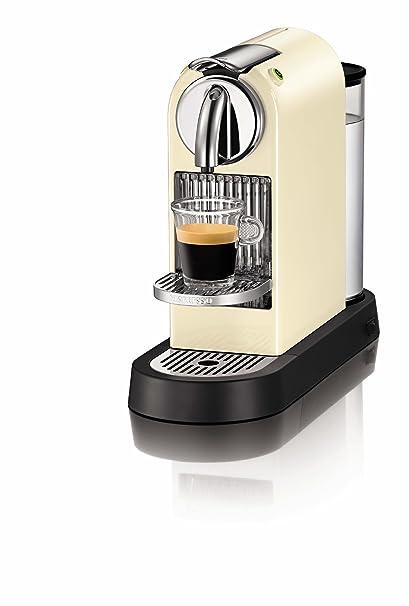Nespresso CitiZ D110 Espresso Maker Creamy White