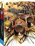 L'Attaque des Titans - Intégrale Saison 1 - DVD