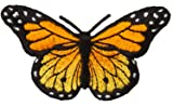Simplicity Iron-On Appliques Monarch Butterfly