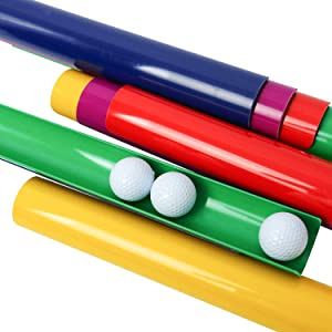 Yaegoo Team Building Activities Pipeline Kit Group Games Incentive Youth Sports Team Activities