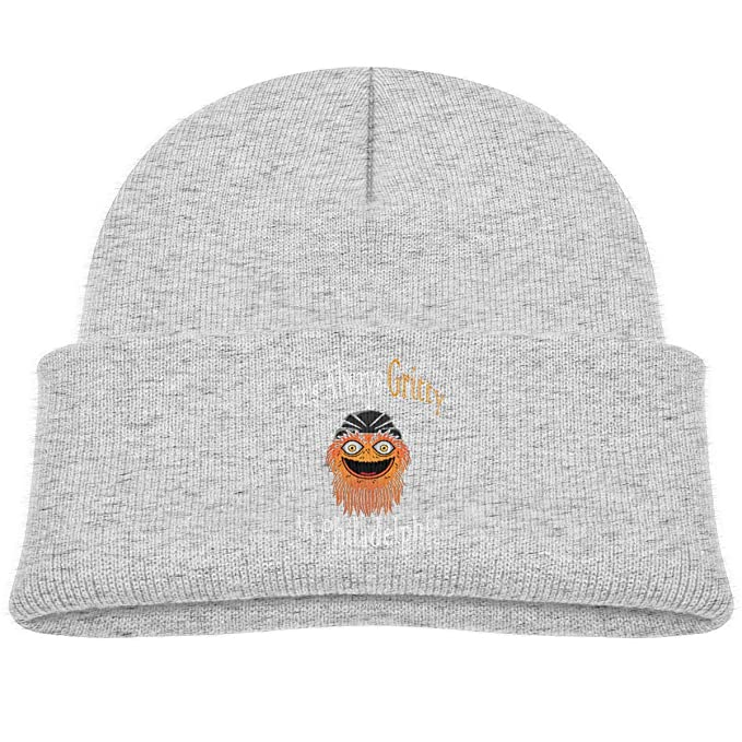 29b09be51b3 Amazon.com  Its Always Gritty in Philadelphia Beanie Caps Knit Hats ...