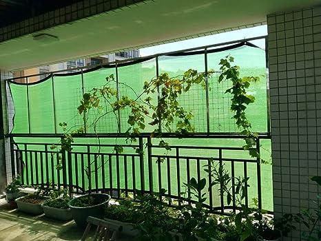 ANUO Sombra Solar Malla 85% Tela de jardín Bloqueador solar Bloqueador solar Malla, cubierta de pérgola Toldo Bloqueador solar Sombra Red Paño Borde Encintado Con Ojales for plantas Granero Perrera Pa: Amazon.es: