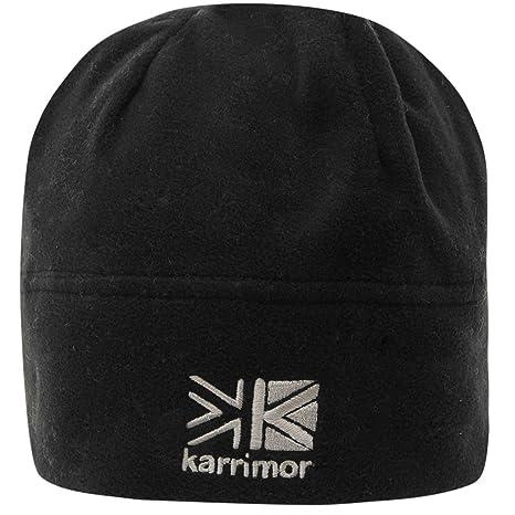 Karrimor Fleece Hat Polar Black One Size  Amazon.co.uk  Sports   Outdoors d949c8ff29