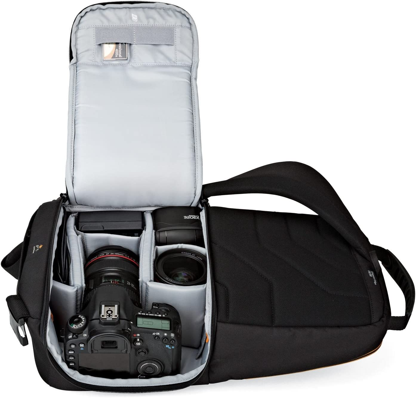 Lowepro PLECAK SLINGSHOT EDGE 250 AW BLACK: Amazon.es: Electrónica