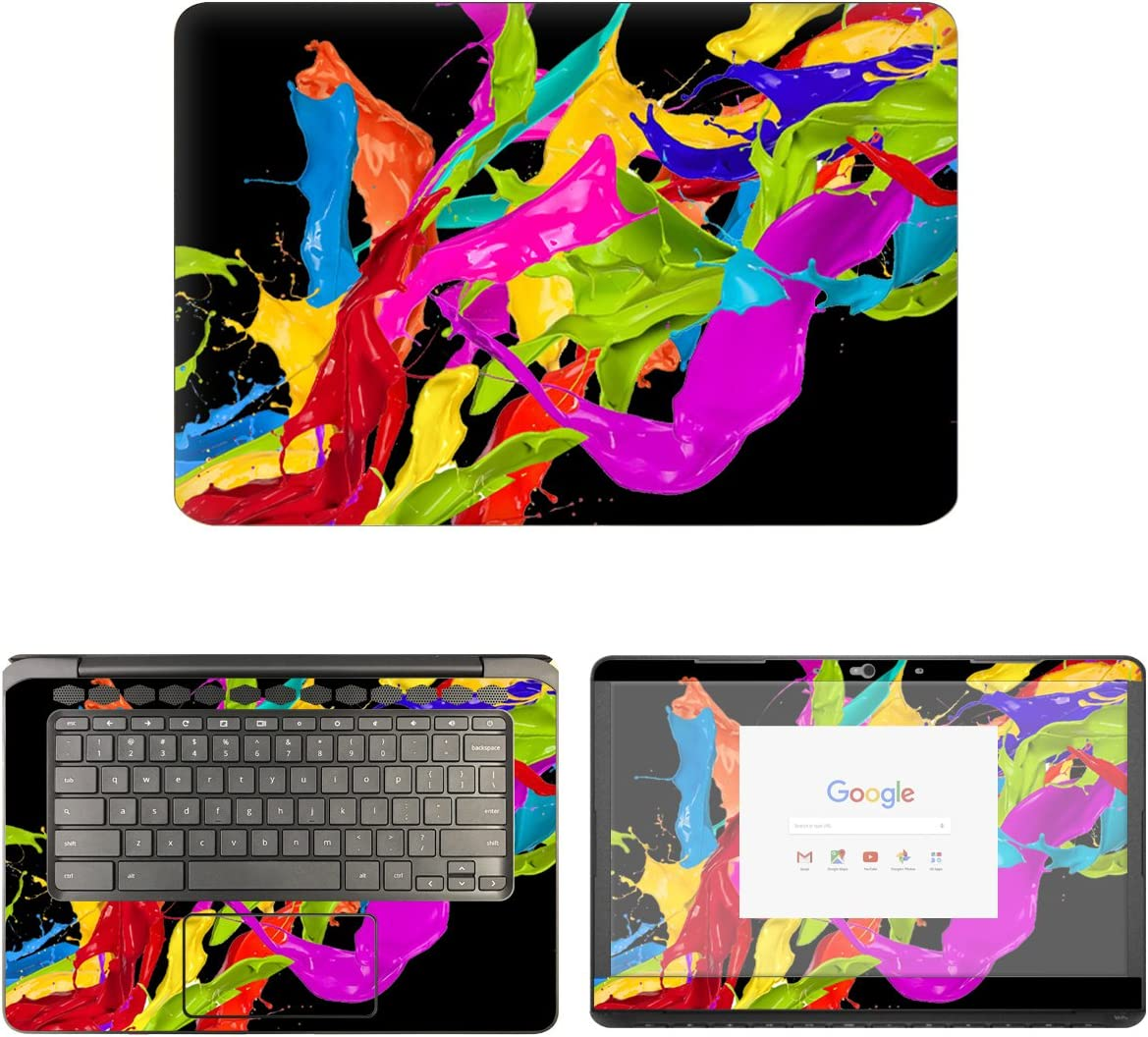 decalrus - Protective Decal Paint Skin Sticker for HP ChromeBook 14-CA061DX (14