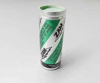 Zam Buffing Compound Silver Turquoise Polishing 1 Lb.