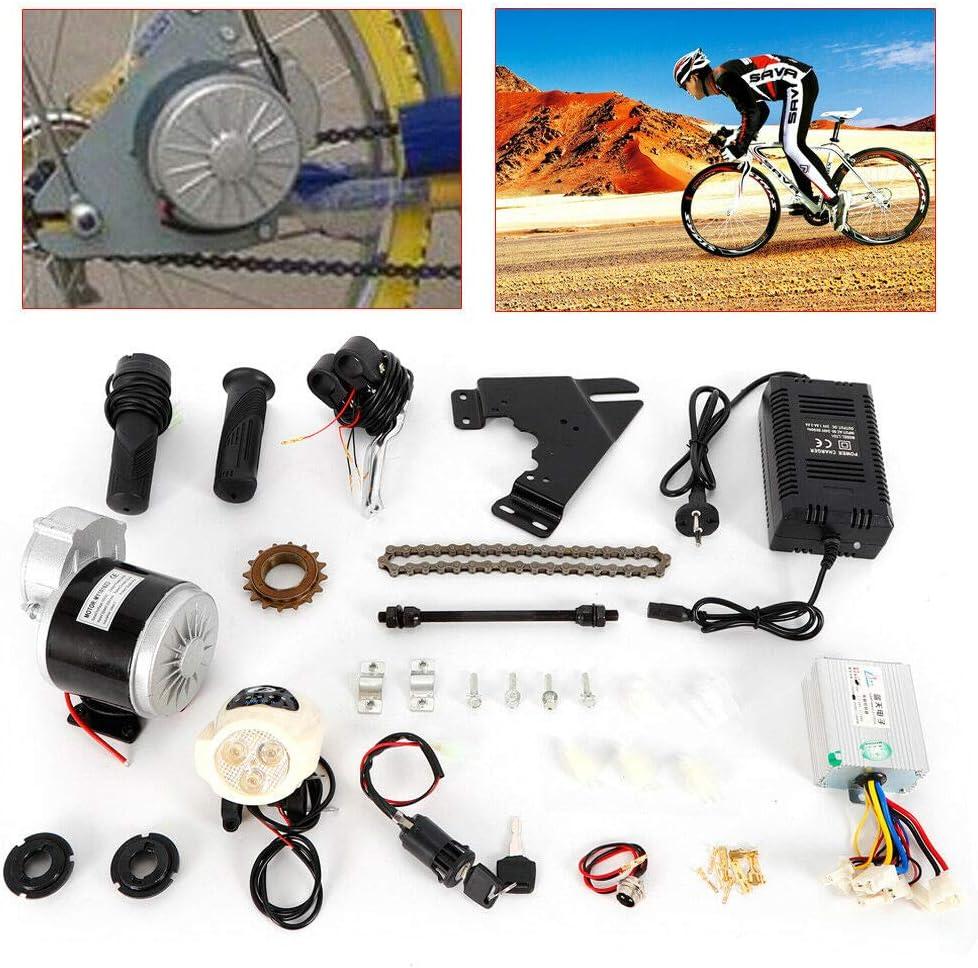 MINUS ONE Kit de conversión para Bicicleta eléctrica, 350 W, 24 V, Controlador para Bicicleta DIY, Accesorios de Bicicleta, 22 – 28 Pulgadas: Amazon.es: Deportes y aire libre