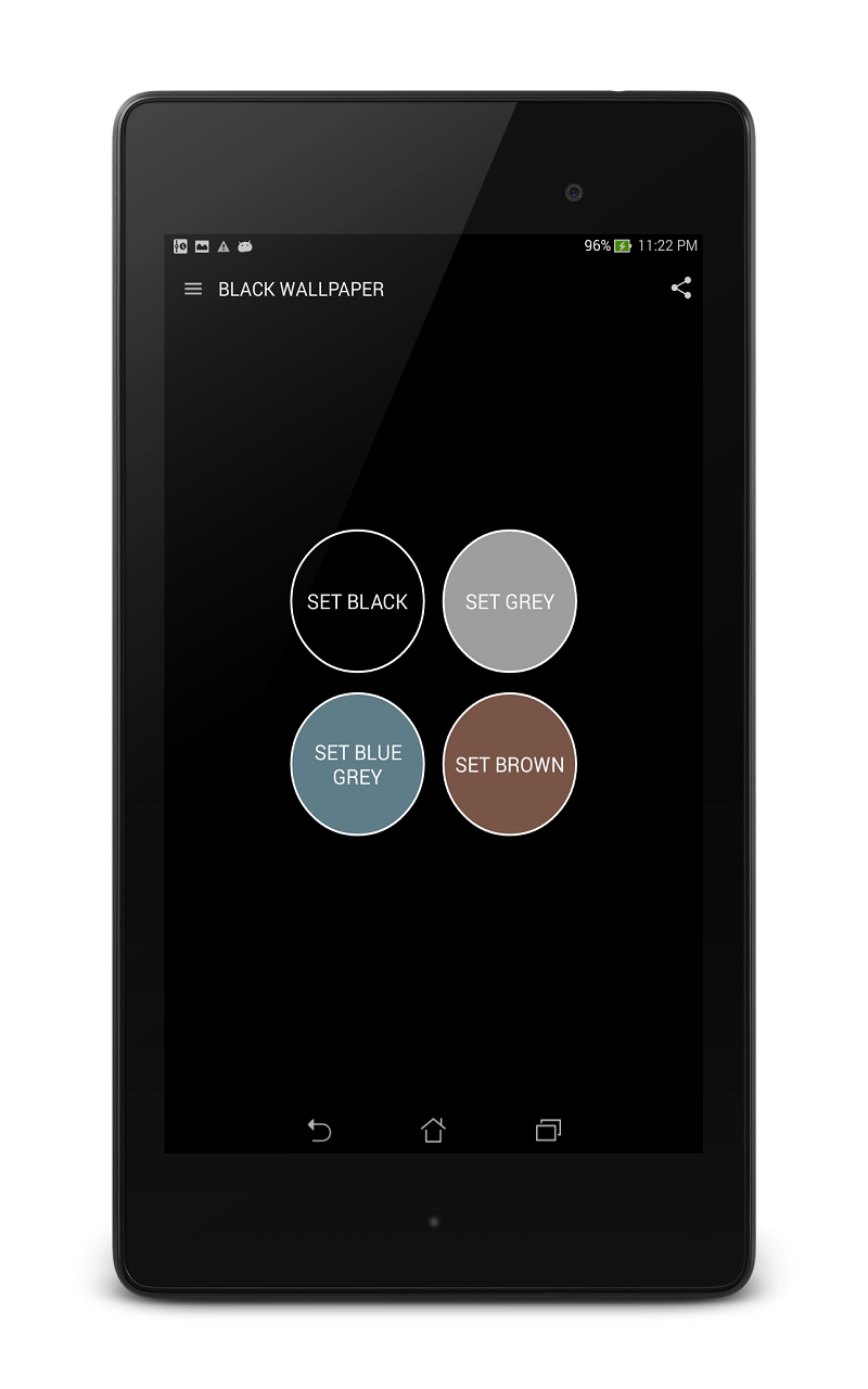 Amazon Com Black Wallpaper Appstore For Android
