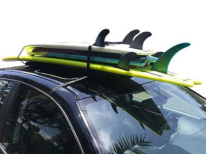 Portaequipaje - baca universal portátil COR Surf para transportar ...