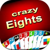 uno card game free - Crazy Eights 3D