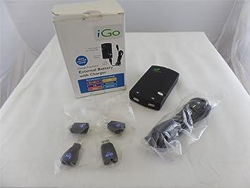 Amazon.com: iGo Charge Anywhere Verde Cargador Batería ...