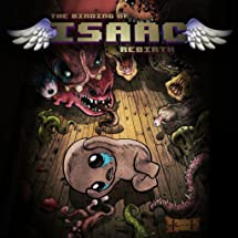 Amazon com: The Binding Of Isaac: Rebirth - PS4 [Digital Code