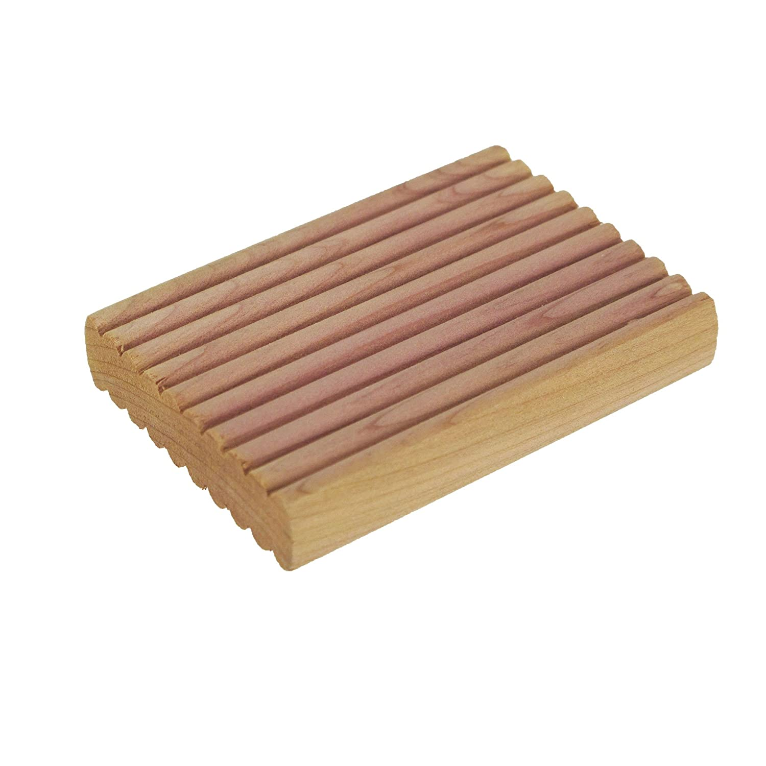 Household Essentials CedarFresh Cedar Blocks with Lavender, 2.75x2x0.5-Inch, 8-Pack 30753-1