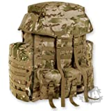 PARA AIRBORNE BERGEN 100 LITRES MULTICAM MTP WITH SIDE POCKETS