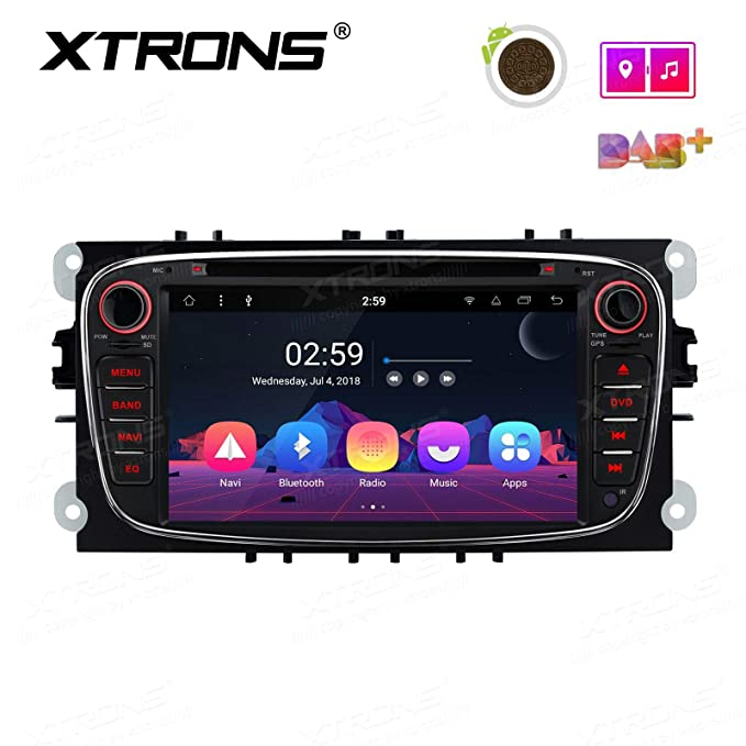 XTRONS 7 Pulgadas Android 8.1 Octa Core HD Digital MultiTouch ...
