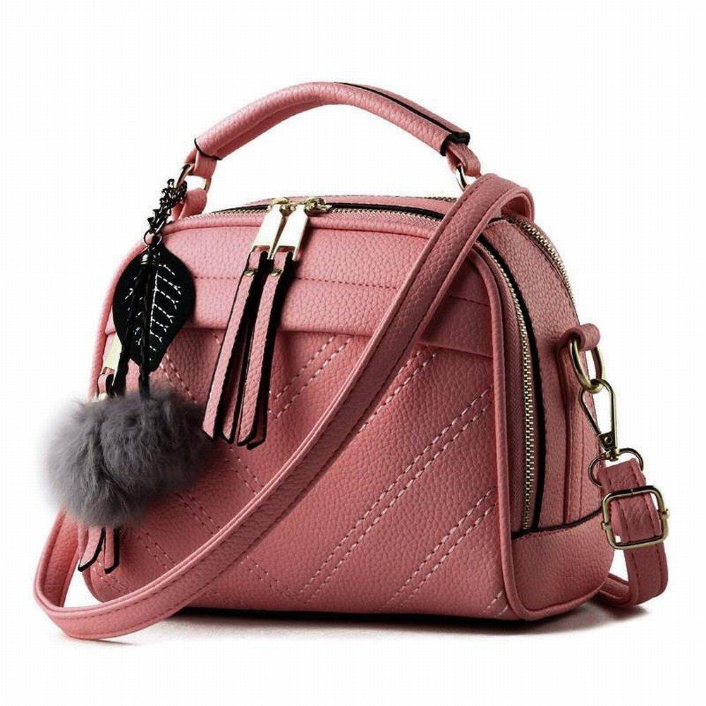 Lederhandtaschen Öl Wachs Leder Mode Allgleiches Handtasche Schulter Messenger Bag , ein