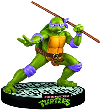 Ikon Coleccionables Tortugas Ninja Mutantes: Estatua ...