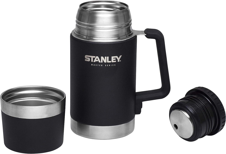 Stanley Master Isolation Sous Vide Food Jar 0.71 L noir