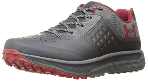 Under Armour UA Horizon Stc, Zapatos de Low Rise Senderismo para Hombre, Negro (