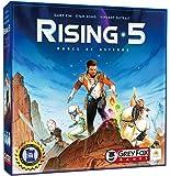 Grey Fox Games Rising 5 Board Game