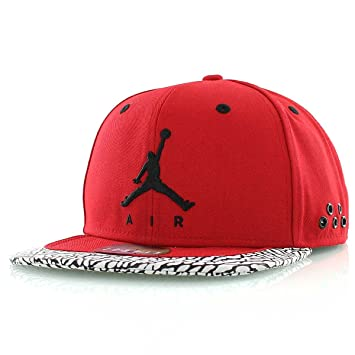 Nike Jordan Gorra Jumpman Air 642093-689 500: Amazon.es: Deportes ...