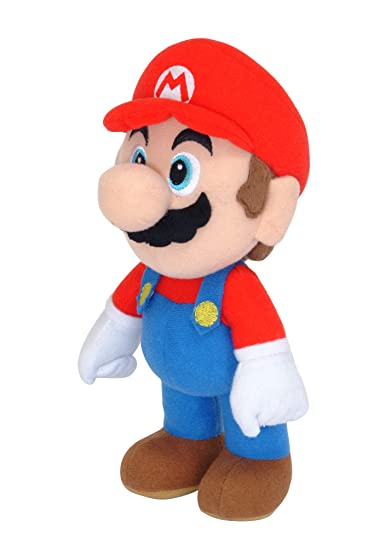 Together - Peluche Mario Bros 20cm - 5016743098001
