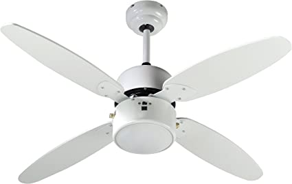 Farelek 112427 Samoa-ventilador de techo, 4 palas 107 cm ...