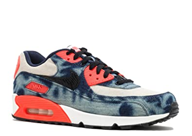 more photos 85f03 c5458 Nike air max 90 DNM QS Mens Trainers 700875 Sneakers Shoes (US 8, Midnight