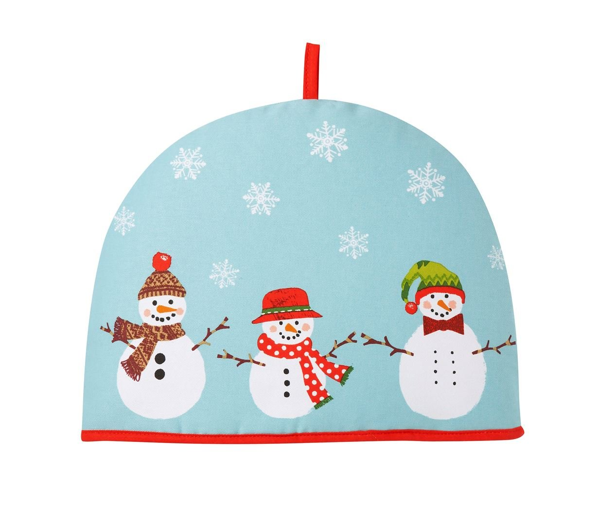 Christmas Snowmen tea cosy Ulster Weavers 7CHS04