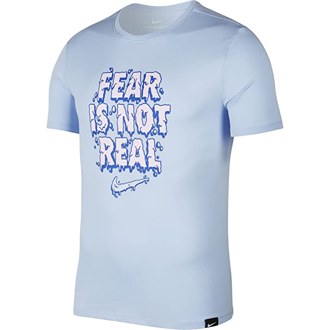 "Nike Dri-Fit NBA Boston Celtics Kyrie Irving ""Fear Is Not Real"","
