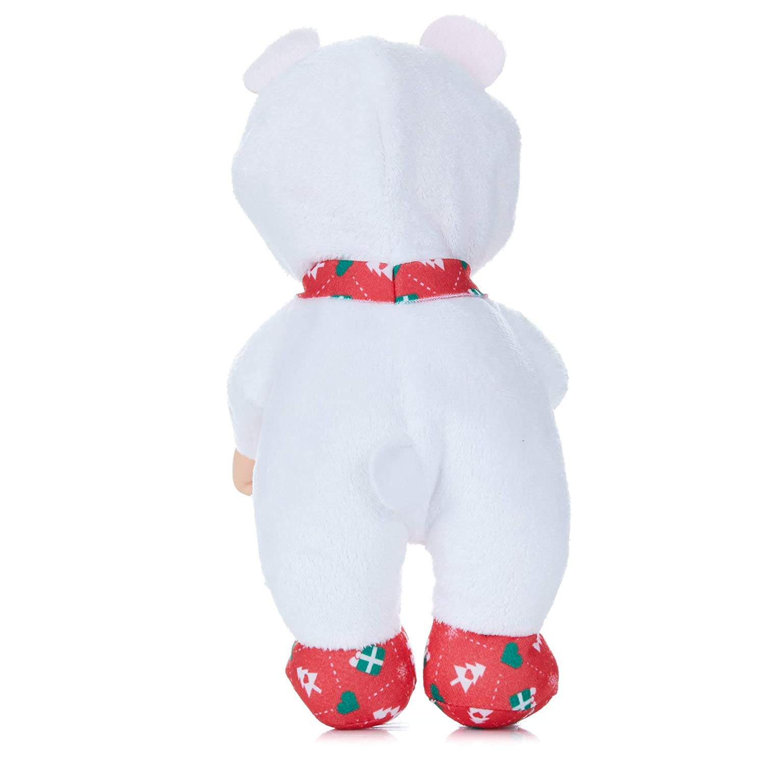 Cabbage Patch Kids Cuties Snowflake Polar Bear 9 Inch Soft Body Baby Doll Holiday Helper Collection