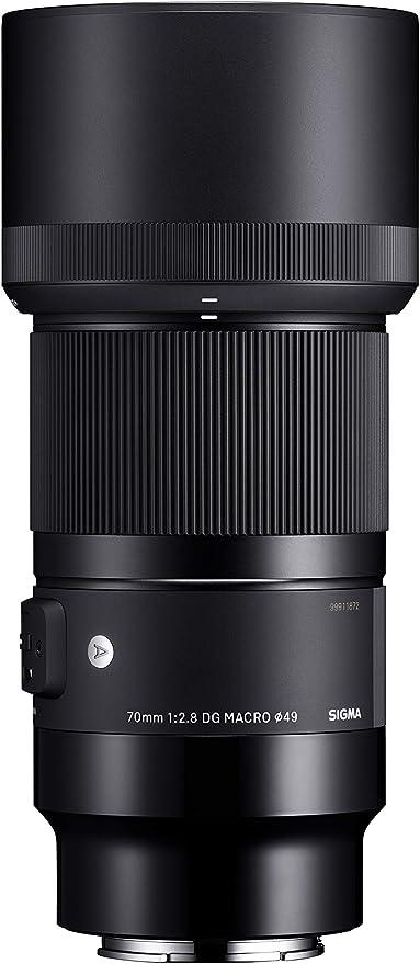 Sigma 70 Mm F2 8 Dg Macro Art Lens For Sony E Lens Camera Photo