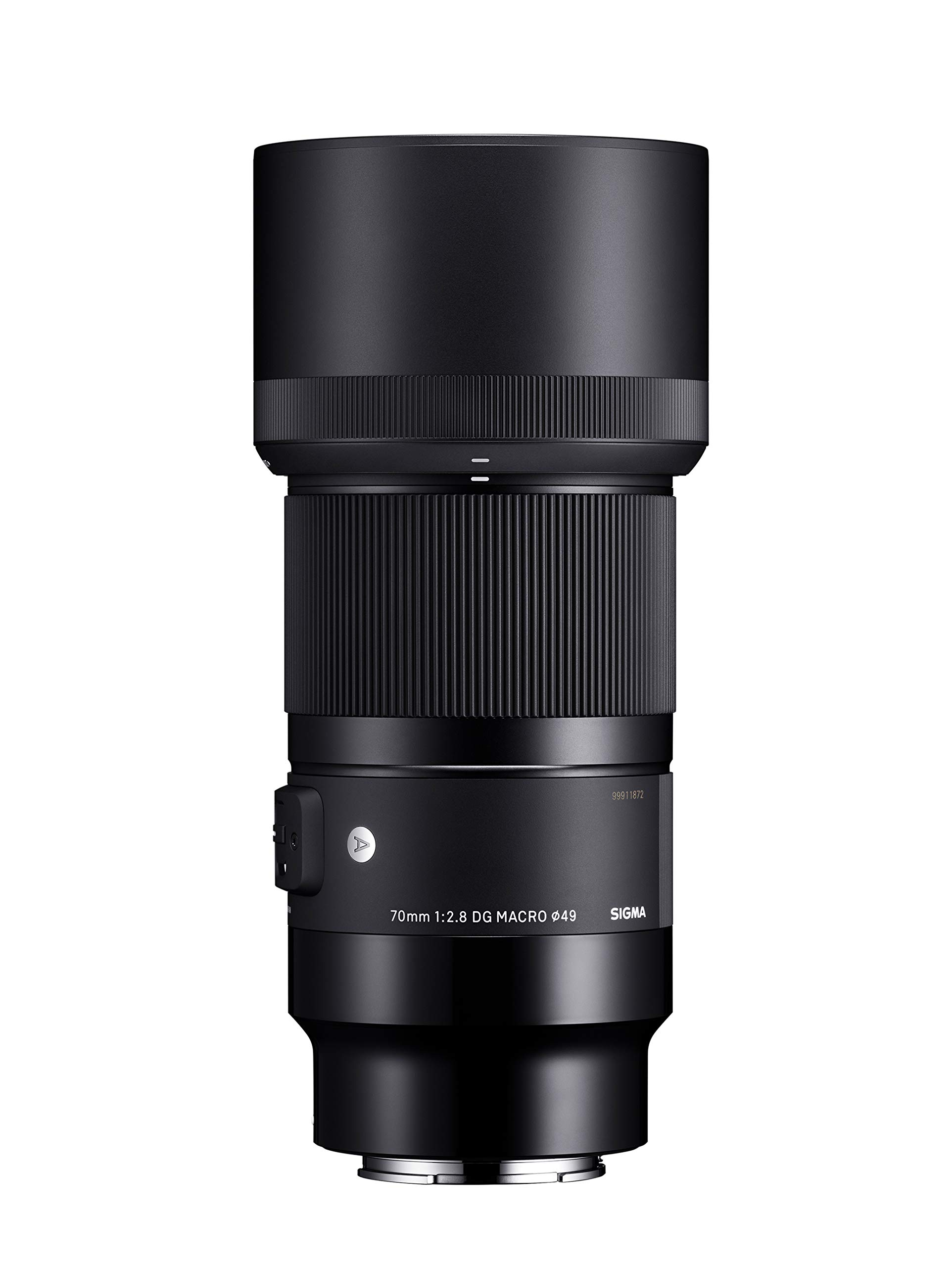 Sigma 70mm F2.8 Art DG Macro for Sony E, Black by Sigma
