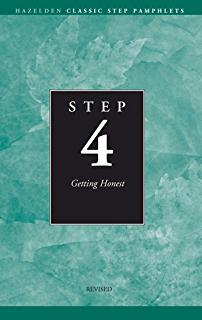 Worksheets Hazelden 4th Step Worksheet fourth step guide journey into growth hazelden classics for 4 aa getting honest classic pamphlets