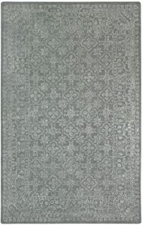 product image for Capel Interlace Smoky 3' x 5' Rectangle Hand Tufted Rug