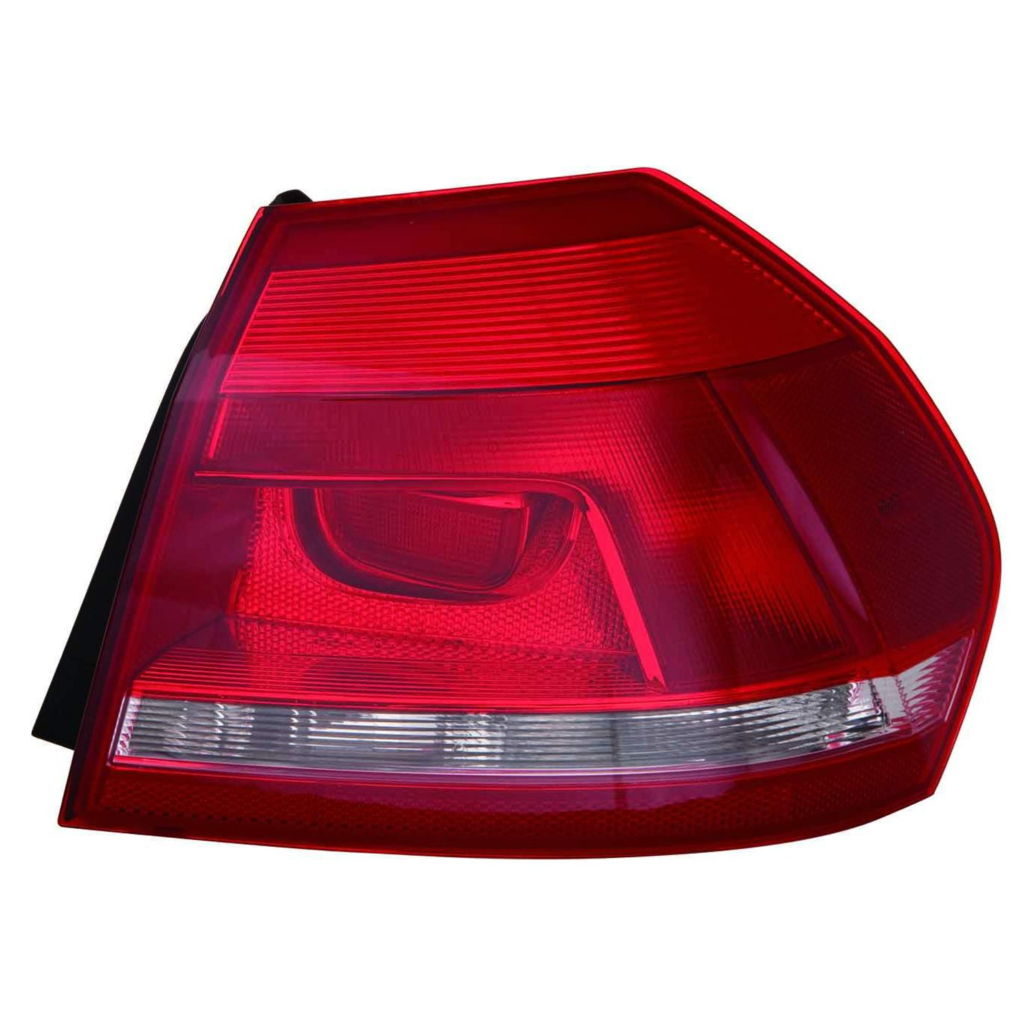 Multiple Manufacturers VW2805108N 2012-2015 Partslink VW2805108 OE Replacement Tail Light Assembly VOLKSWAGEN PASSAT 2012+