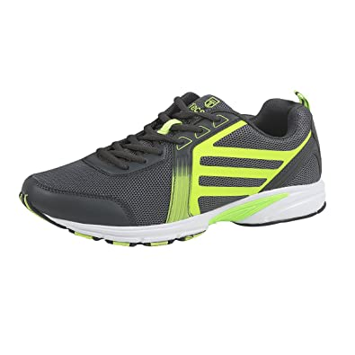 34e94dce4f6a Tecsmo Men s Running Shoes - Green - Size 7  Amazon.co.uk  Shoes   Bags