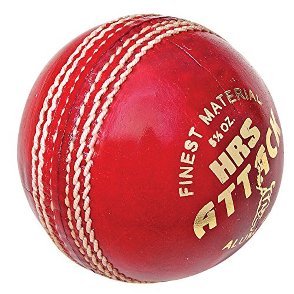 46459dfeef5 HRS Attack Cricket Leather Ball