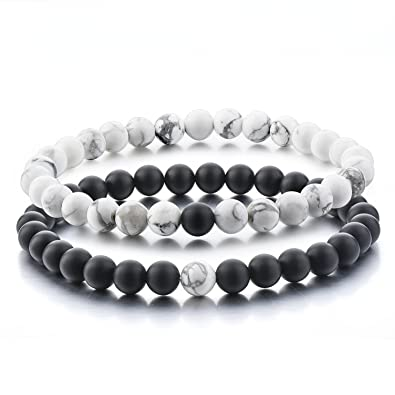 Amazon Believe London Distance Bracelets With Jewelry Bag Meaning Card