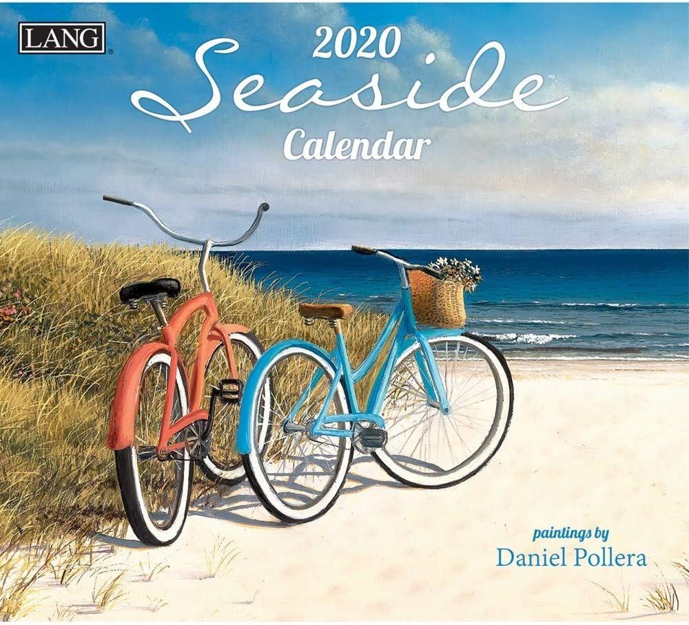 Lang Seaside 2020 Wall Calendar (20991001877)