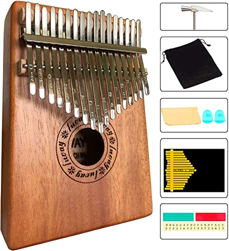 Luvay Kalimba 17 key Thumb Piano