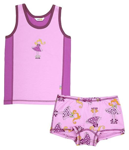 joha Chica Ropa Interior Escobillero Princesa rosa 6 años