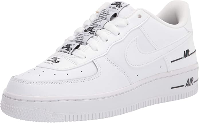 NIKE Air Force 1 Lv8 3 (GS), Zapatilla de Baloncesto para Niños: Amazon.es: Zapatos y complementos