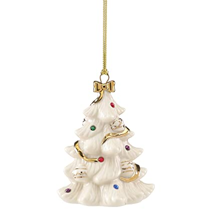 - Amazon.com: Lenox 865541 Holiday Gems Tree Ornament: Home & Kitchen