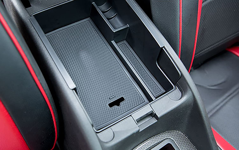 caartonn Car Center Console Armrest Box Glove Box Organizer Secondary Storage For 2016 2017 2018 Chevrolet Malibu