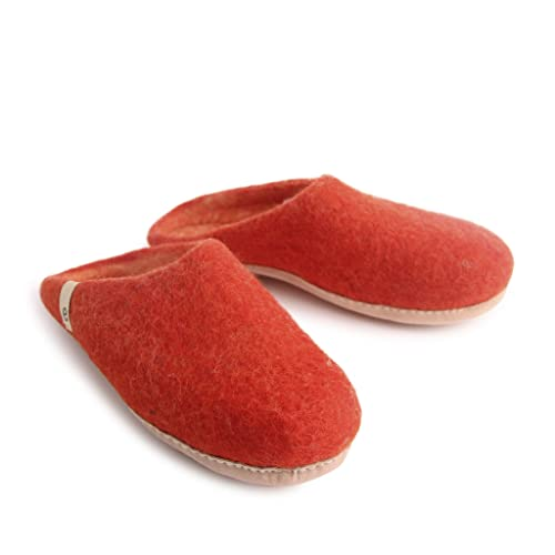 egos house slippers 100 natural sheep wool handmade slippers warm