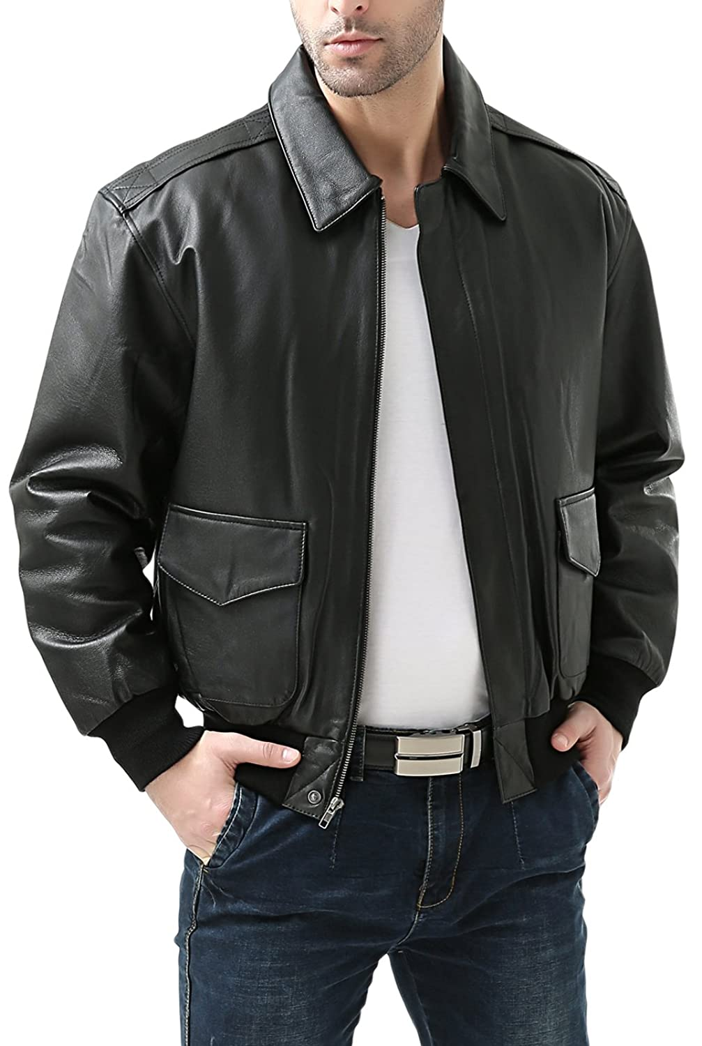 Leather jacket lining